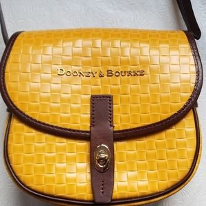 Sale:Dooney &Bourke Leather Crossbody